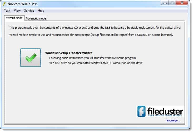 novicorp wintoflash free download software
