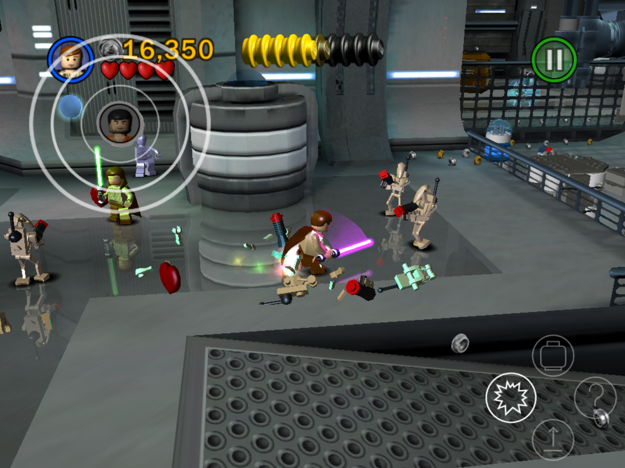 Does this game have gamepad support? :: LEGO® Star Wars ...