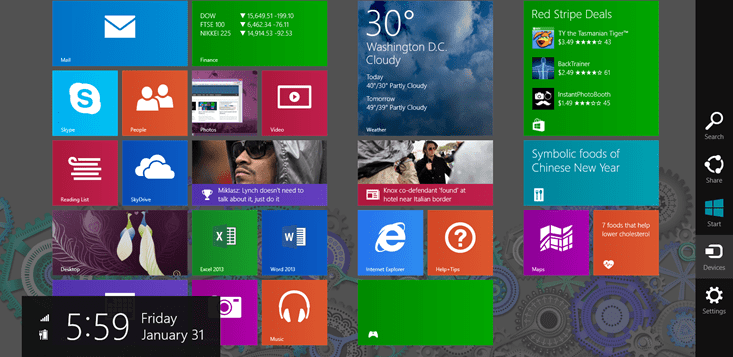 How to limit data usage for live app tiles in windows 8 x for Tile planner app