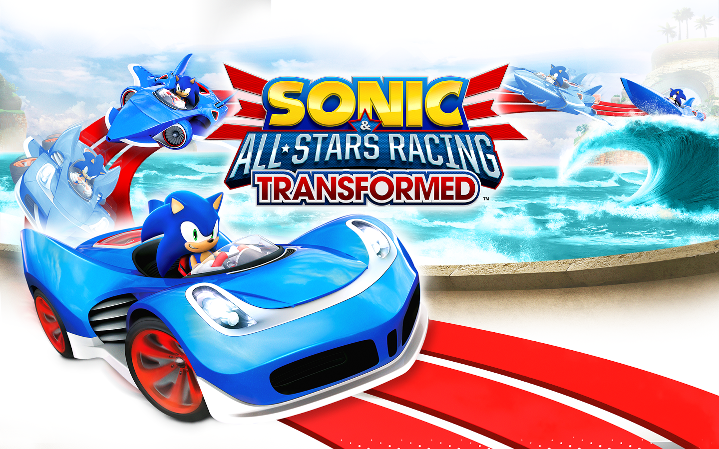 Sonic Amp All Stars Racing Transformed Released For Ios