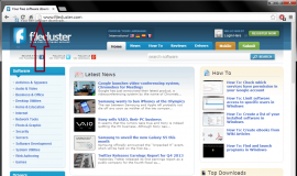 Website Shortcut browser