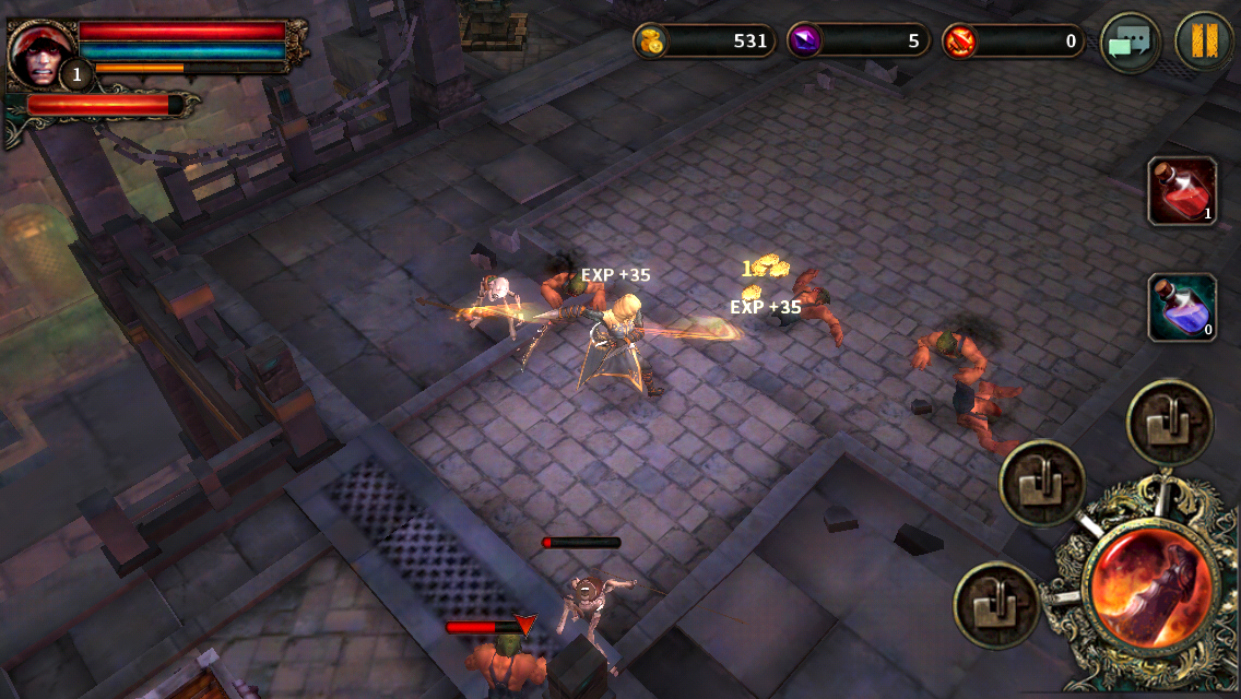 Top 5 Dungeon Crawlers For Ios