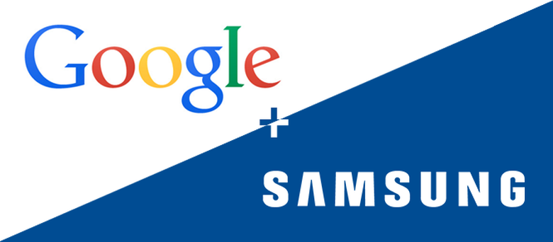 Google And Samsung In A Patent Agreement Enemy Of My