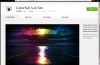 Chrome Web Store Theme