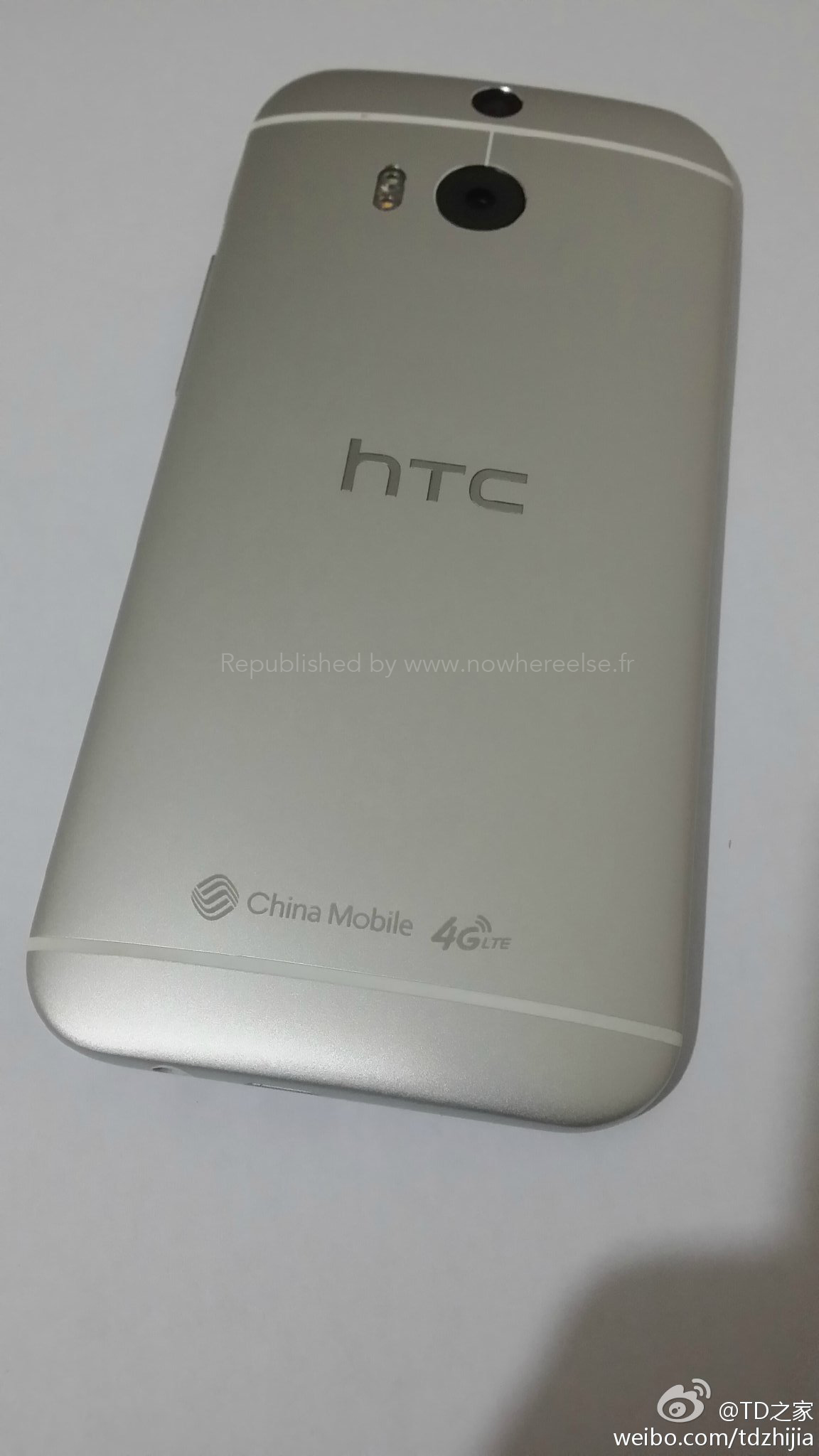 New HTC One 2014 Leaked Photos Show Phone from Multiple Angles
