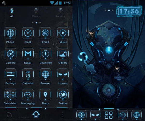 Halo Live Wallpaper: A Selection Of Awesome Android Themes