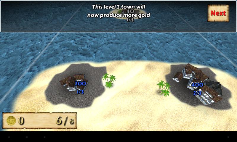 Pirates showdown 3