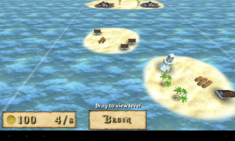Pirates showdown 5