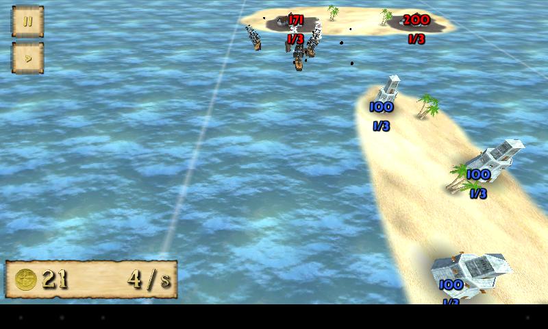 Pirates showdown 4