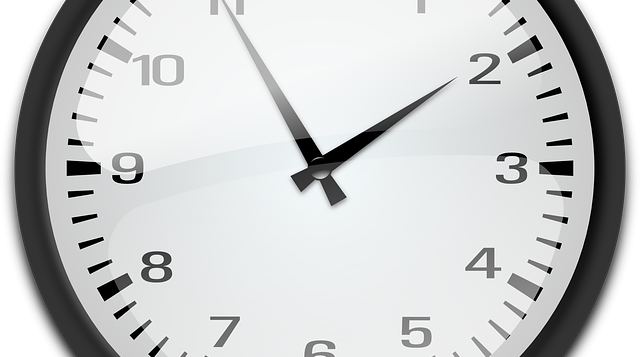 how to change windows time sync