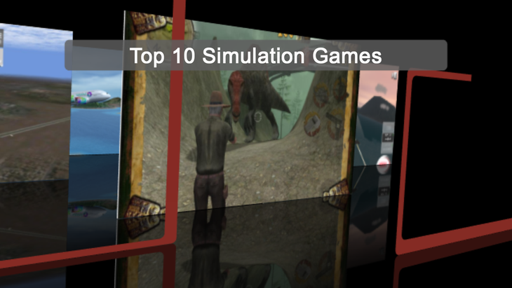 android simulation games