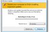 Windows Update Restart Prompt