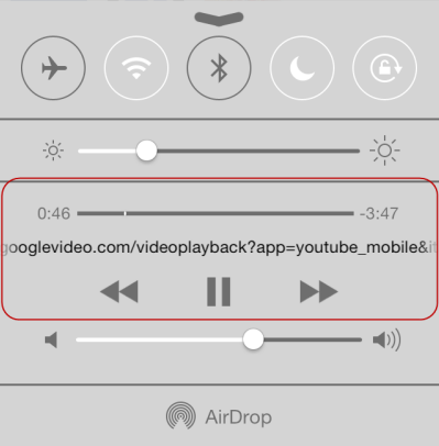 how to play youtube in background ios