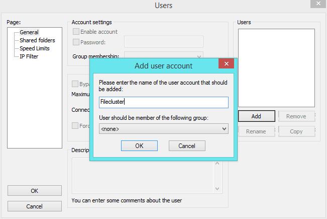 FileZilla Users