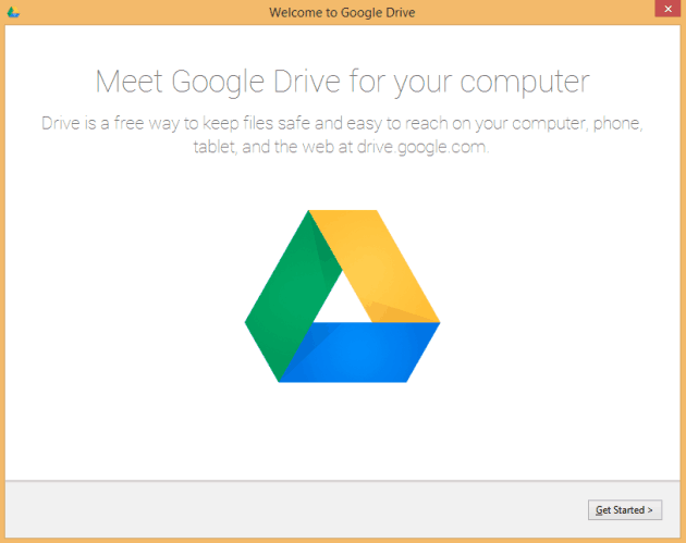 how to tell if google drive is syncing