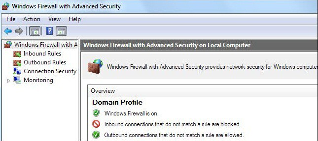 how to create advanced firewall rules Advanced firewall the advanced firewall tool can be used to create special firewall rules for instance, you can use this tool to allow connections to webconfig from the internet – but only from a particular ip address please use with caution.