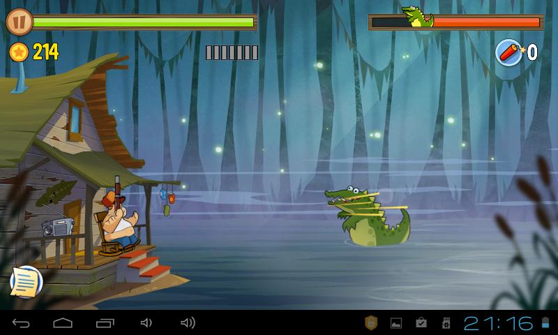 Swamp Attack (22)