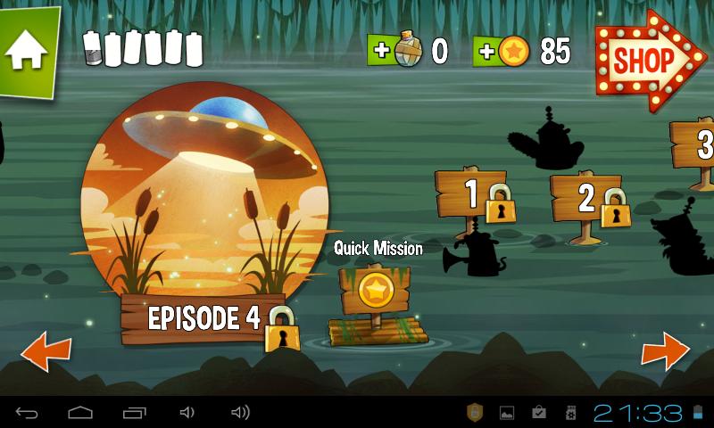 Swamp Attack (6)