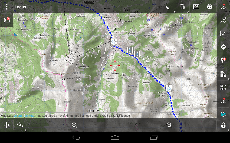 LOCUS КАРТА PRO ТУРИЗМОМ GPS СКАЧАТЬ БЕСПЛАТНО