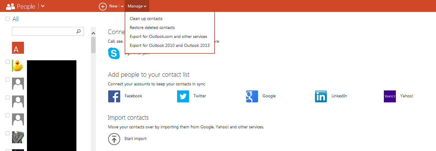 sync google contacts with outlook