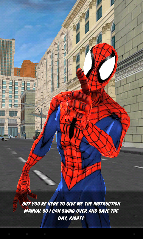 Review Spider Man Unlimited