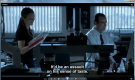 Windows Media Player Subtitles