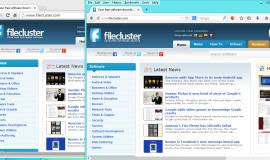 Chrome & Firefox