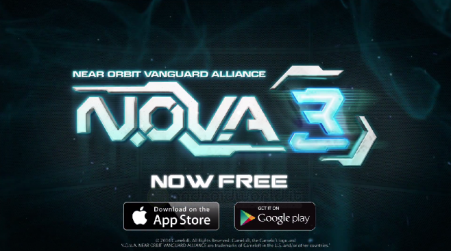 Gameloft Releases NOVA 3: Freedom Edition, free to play | PocketMeta