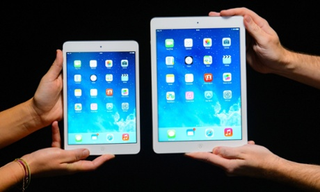 Apple Officially Unveils iPad Air 2 and iPad Mini 3, Pre ...