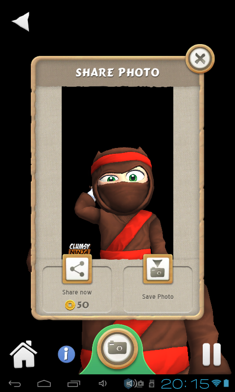 clumsy ninja how to unlock the secret room