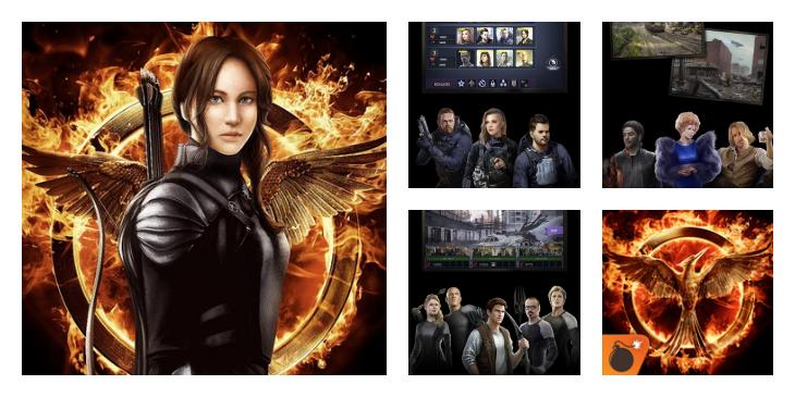 The Hunger Games: Panem Rising Hits Google Play and iTunes