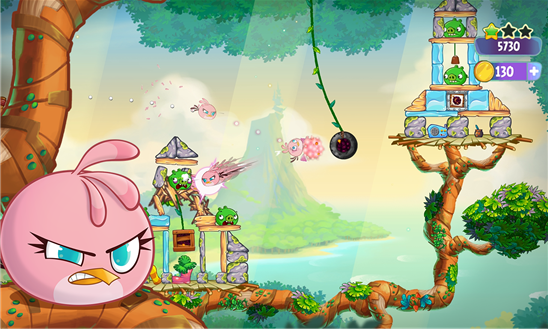 Angry Birds Stella for Windows Phone1