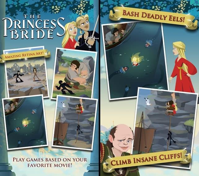 Princess Bride iOS