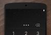 Next Lock Screen PIN