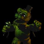FNaF 3 Phantom Freddy