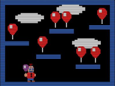 FnaF 3 BB's_Air_Adventure_Minigame