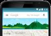 Zipcar Google Now