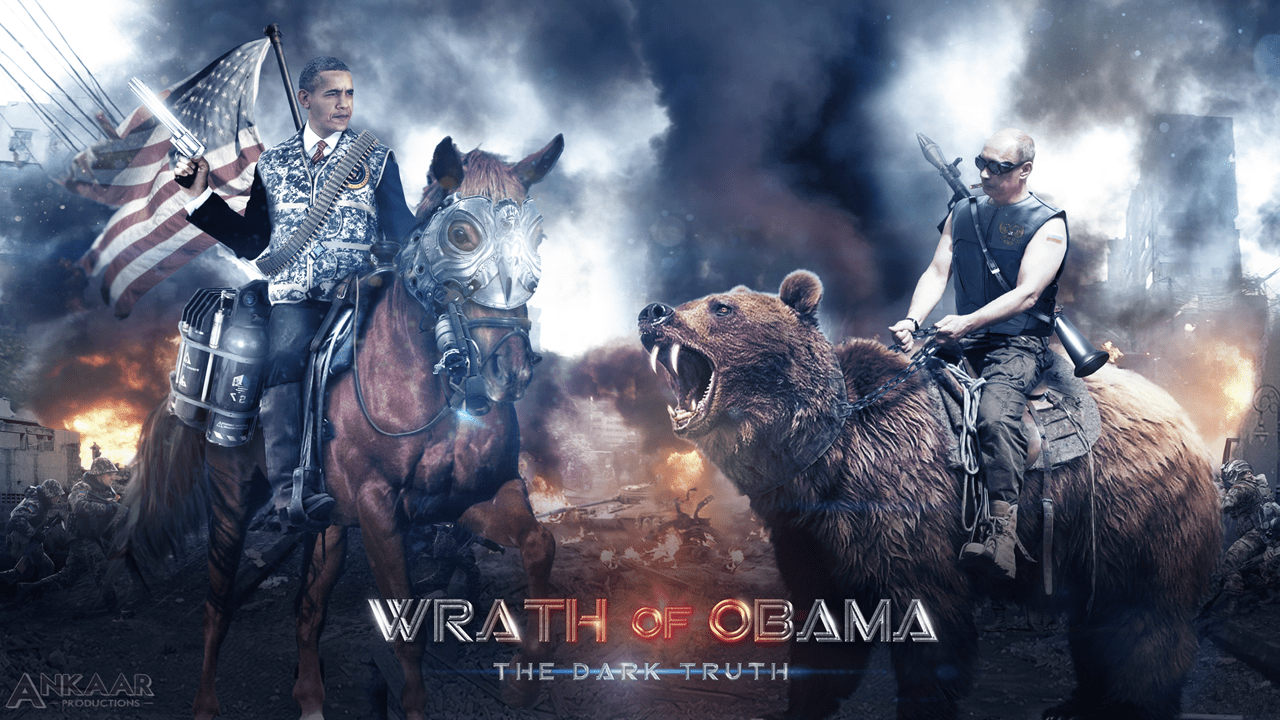 Putin Rides A Bear In Wrath Of Obama Out On Android