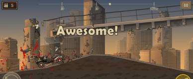 Earn to Die 2 Awesome