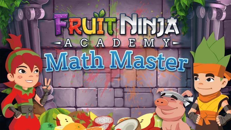 Fruit Ninja Math Master