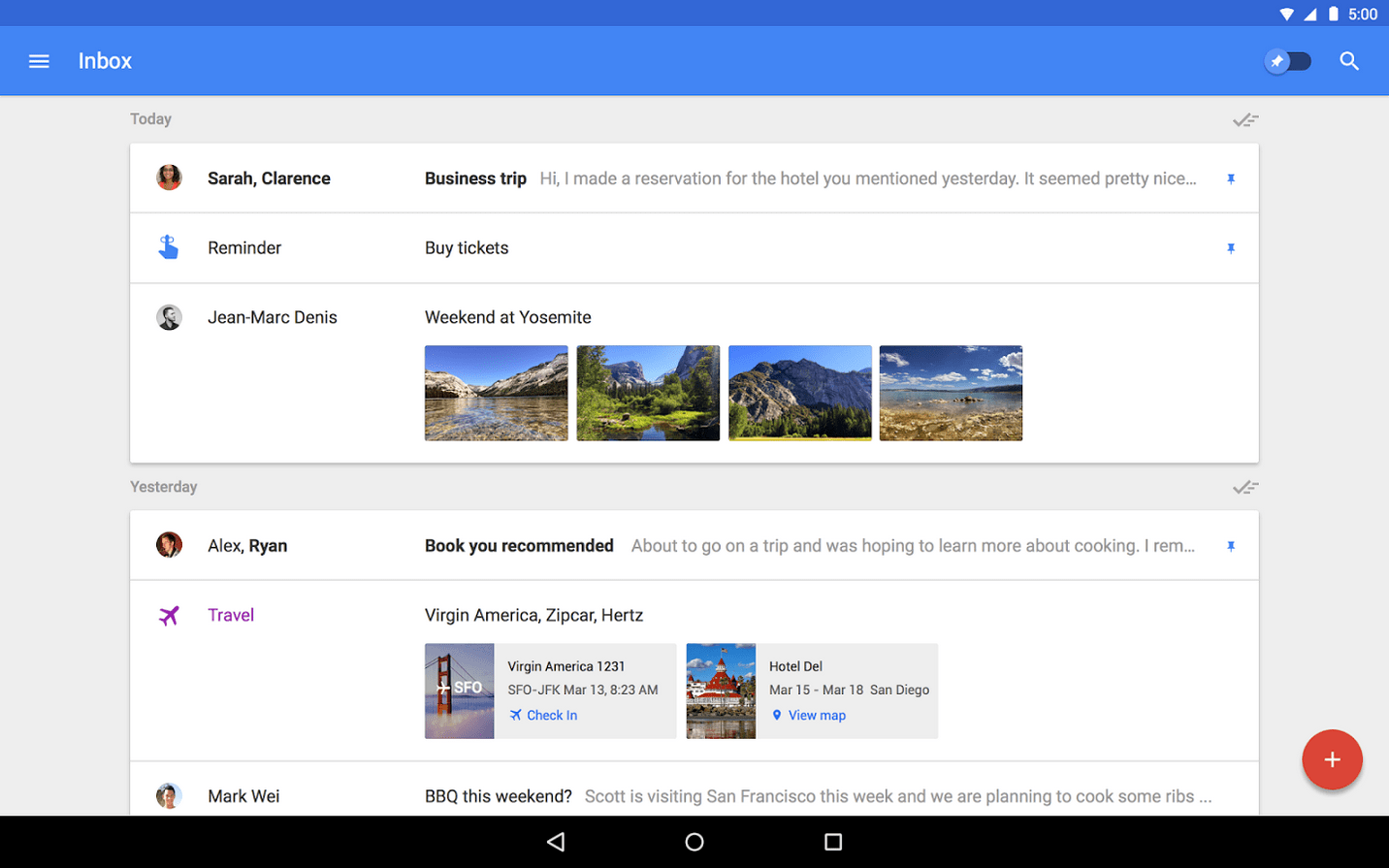 how to get inbox in gmail