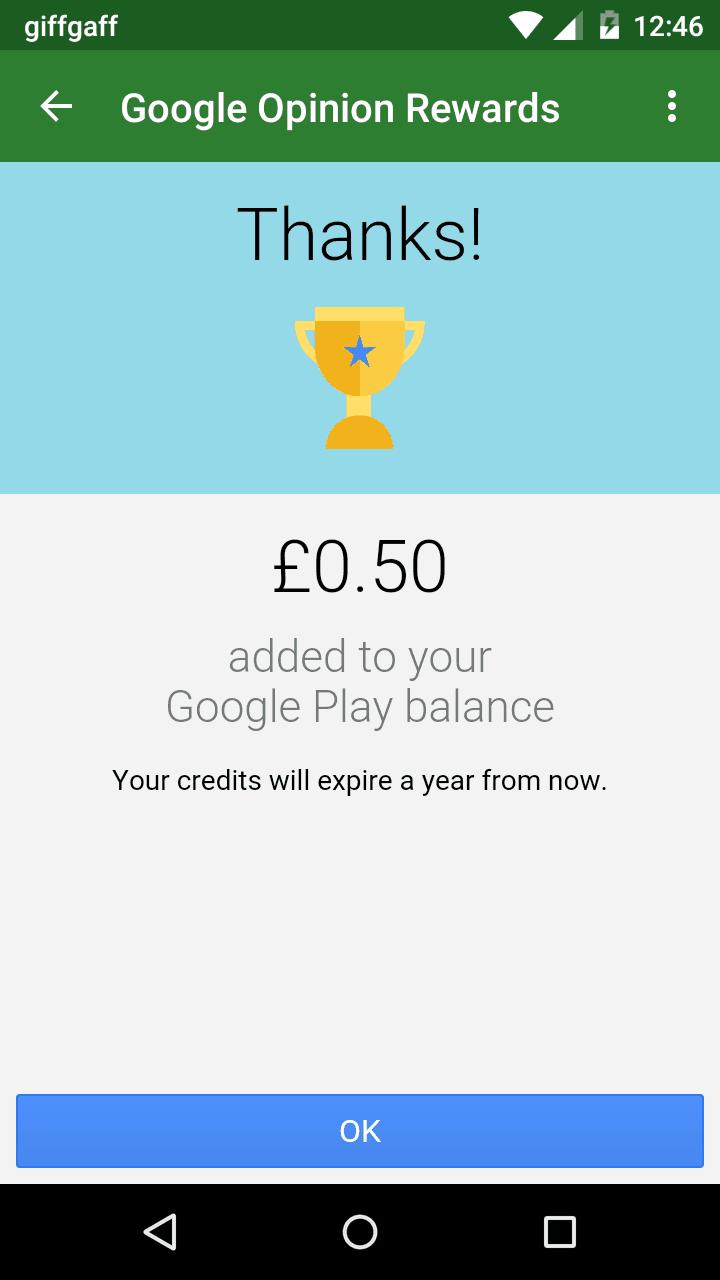 opinion rewards app