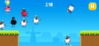 Sheep Frenzy!