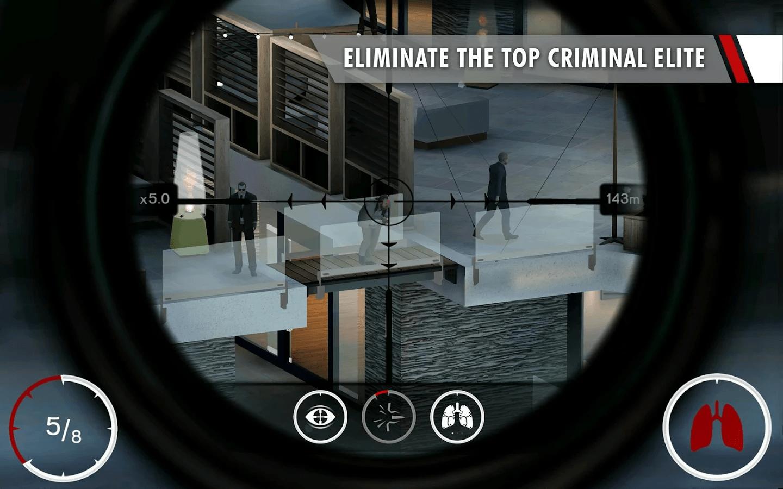 Hitman Sniper Criminal Elite