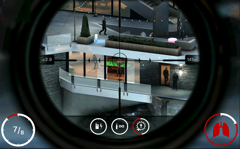 Hitman Sniper Shooting