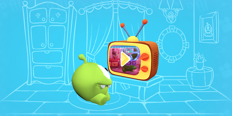 Om Nom Is A New Cut The Rope-Based Movie That Hits
