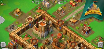 Age of Empires Castle Siege Castle