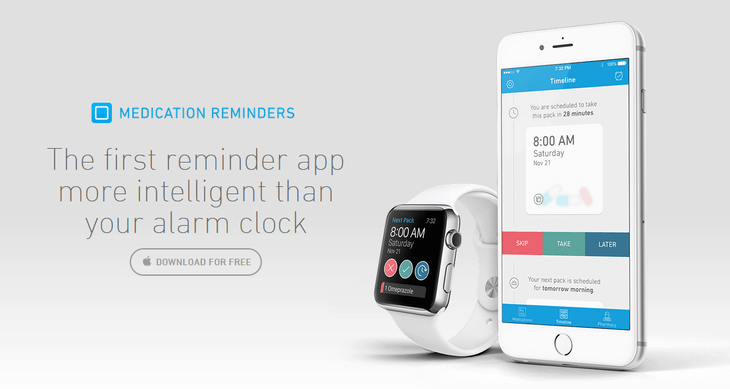 Pillpack For Ios Smart Medication Reminders That Adjust