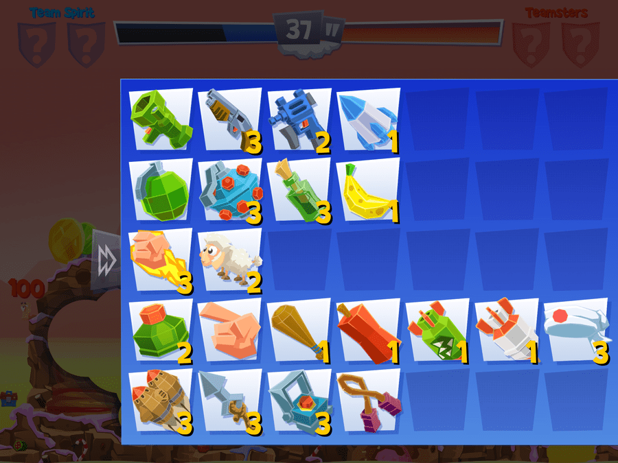 Worms 4 Weapons