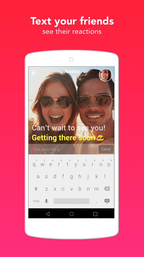 Yahoo reveals Livetext, a Snapchat-like app with silent videos